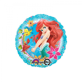 The Little Mermaid – Ariel – Under the Sea Helium Balloon
