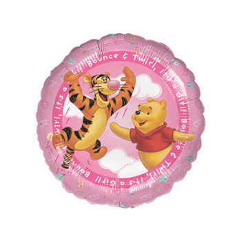 Winnie the Pooh 18″ It's a Girl