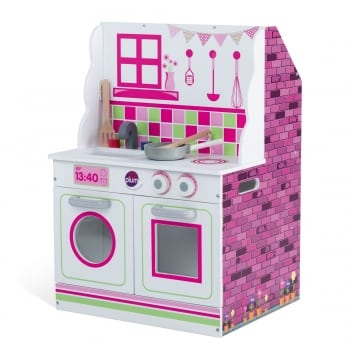 2 in 1 Kitchen and Dolls House