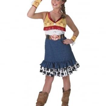 Disney Sassy Jessie Womens Costume