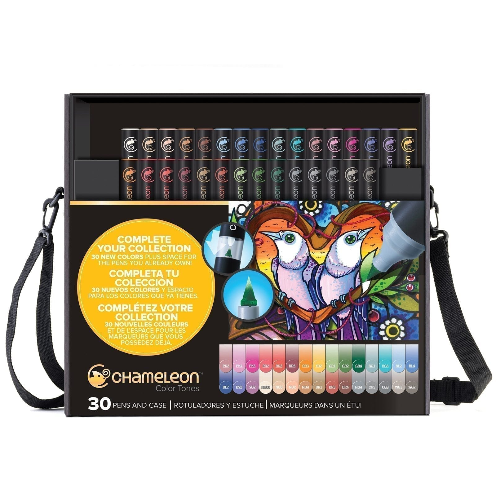CHAMELEON COLOUR TONES 30 PEN SET