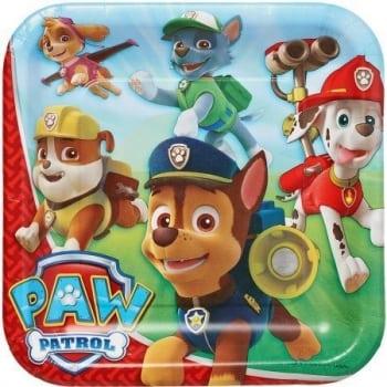 Paw Patrol Large Plates