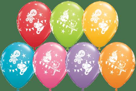 Circus Parade Balloons