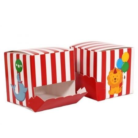 Circus Treat Boxes