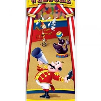 Circus Door Cover