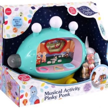 Pinky Ponk Musical Activity