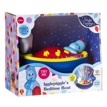 IgglePiggle Bedtime Boat