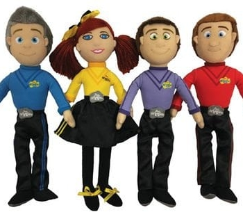 Wiggles Collectors Set