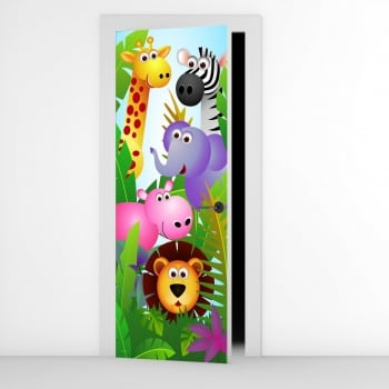 Wall & Door Murals