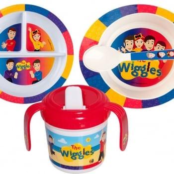 Wiggles Dinner Set