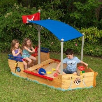 Pirate Sandboat – FREE SHIPPING