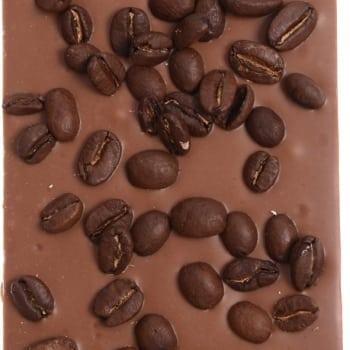 Chocolate Block – Coffee Beans
