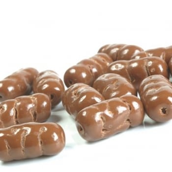 Gourmet Chocolate – Milk Licorice Bullets