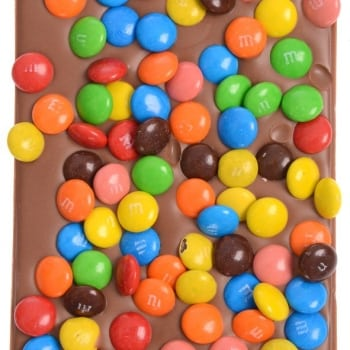 Chocolate Block – Mini M&M's
