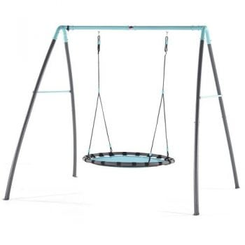 Premium Metal Nest Swing with Mist – FREE SHIPPING
