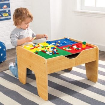 2 in 1 Activity Table – Natural