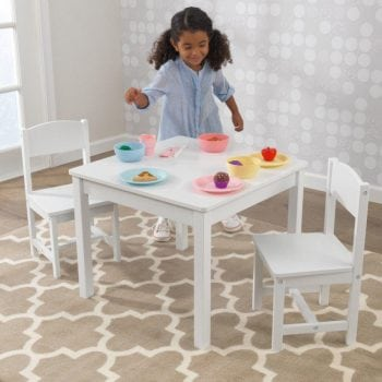 Aspen Table Set – White