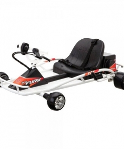 Razor Electric 24v Ground Force Drifter GFD Fury Ride On GoKart with Spark Bar