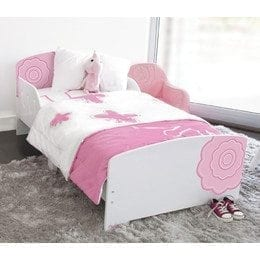 P'KOLINO CLASSICALLY COOL TODDLER BED