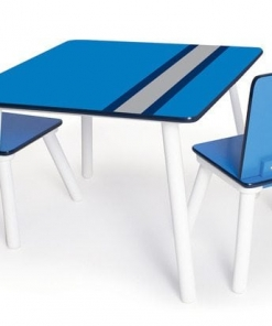 P'KOLINO CLASSICALLY COOL TABLE AND CHAIRS