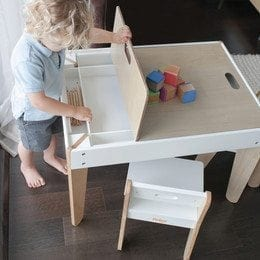 P'KOLINO LITTLE MODERN KIDS TABLES AND CHAIRS
