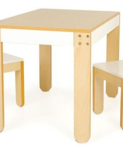 LITTLE ONE'S CHILDRENS TABLE AND CHAIRS
