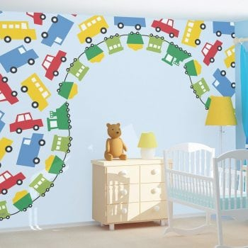 Nursery – Full Wall Mural
