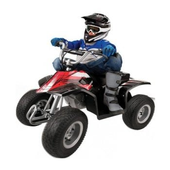 Razor Electric 24v Ride On Dirt Quad Bike – Black