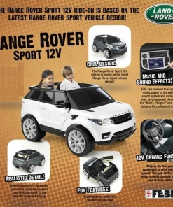 Feber Range Rover Sport Twin Seater