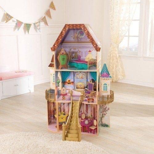 Disney Princess Belle Enchanted Dollhouse