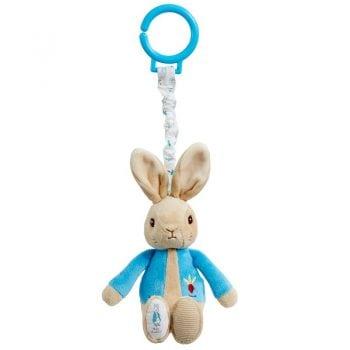 Peter Rabbit or Flopsy Bunny Jiggler