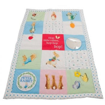 Peter Rabbit Activity Playmat