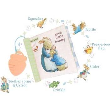 Peter Rabbit Soft Book