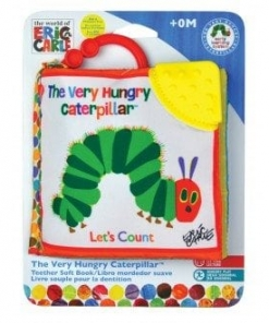VERY HUNGRY CATERPILLAR Let's Count Soft Book