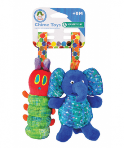 VERY HUNGRY CATERPILLAR Elephant and Caterpillar Chimes