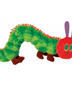 VERY HUNGRY CATERPILLAR Beanie Toy