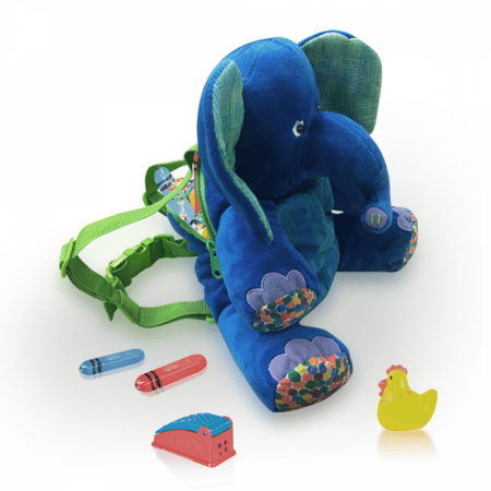 VERY HUNGRY CATERPILLAR Elephant Backpack Harness