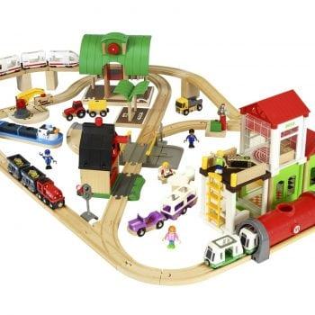 Play Table and Railway Set