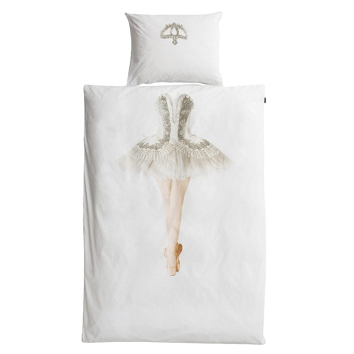 Ballerina Quilt Cover Set