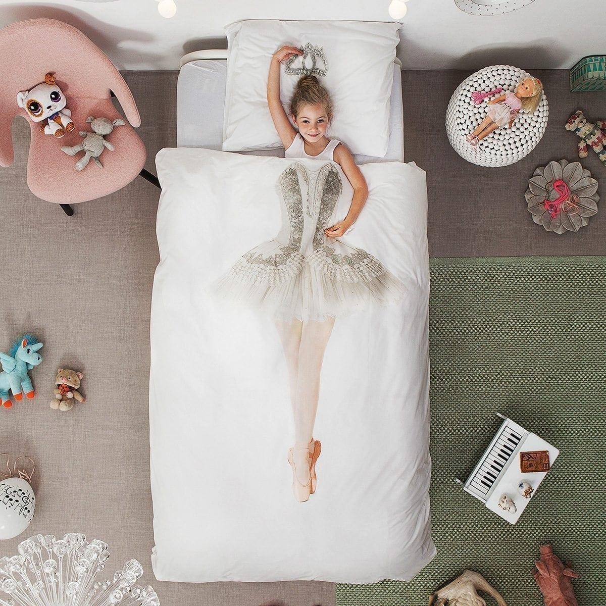 Ballerina Quilt Cover Set