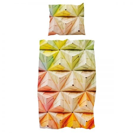 Geogami Quilt Cover Set