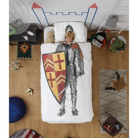Knight Quilt Cover Set