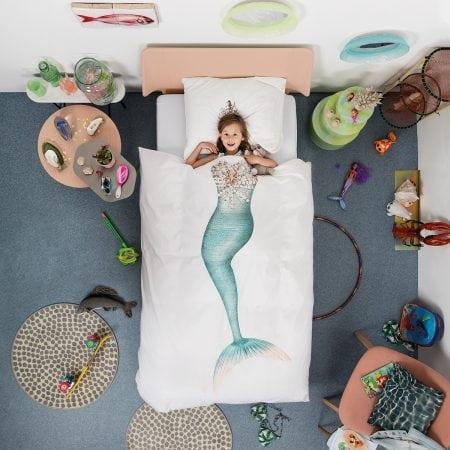 Mermaid Quilt Cover Set