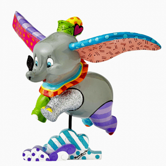 Dumbo Flying – Large Figurine