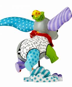 Dumbo Flying – Large Figurine
