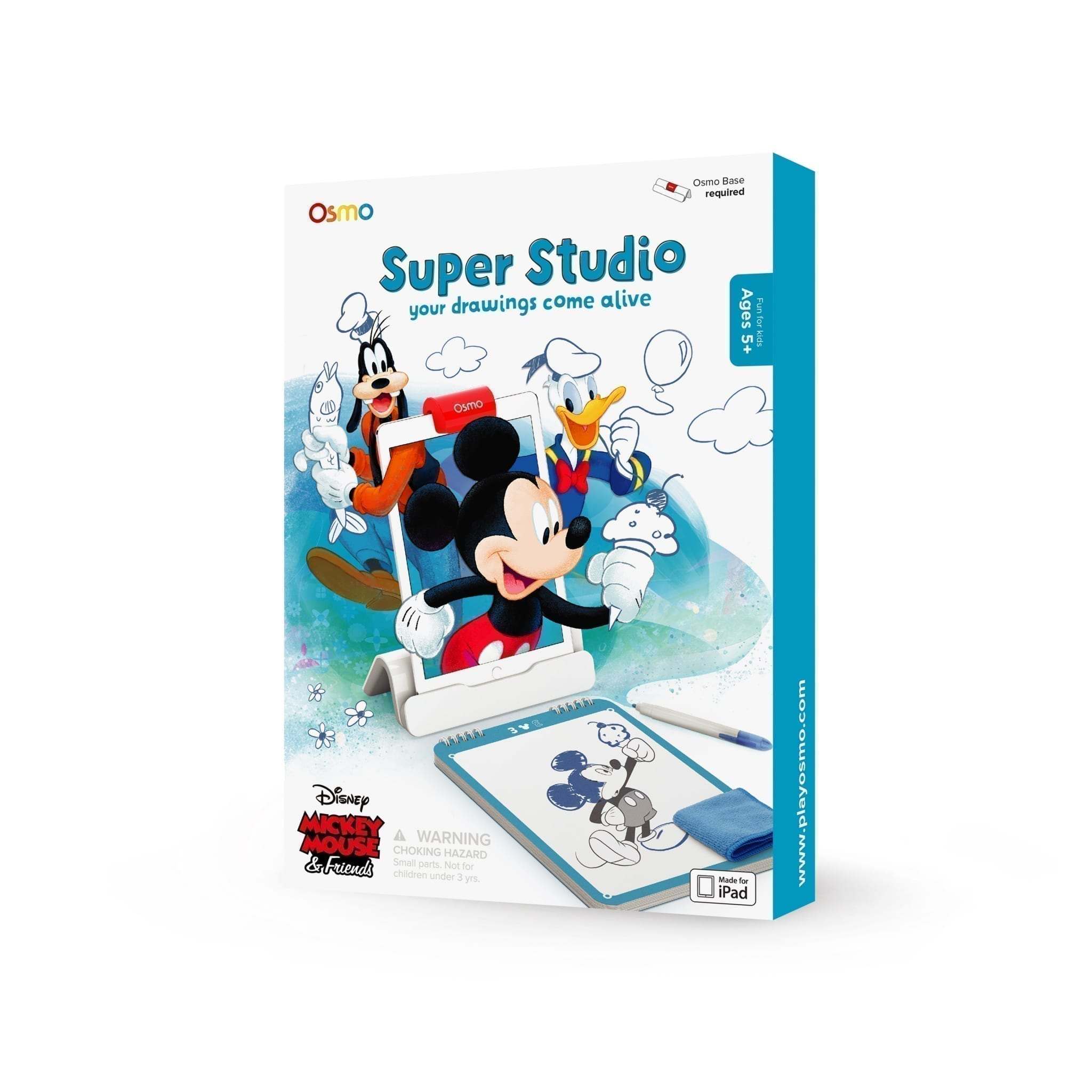 Osmo Super Studio Game – Disney Mickey Mouse & Friends