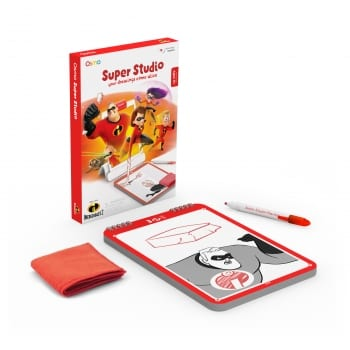 Osmo Super Studio Game – Pixar The Incredibles 2