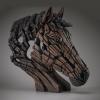 Edge Bust Horse