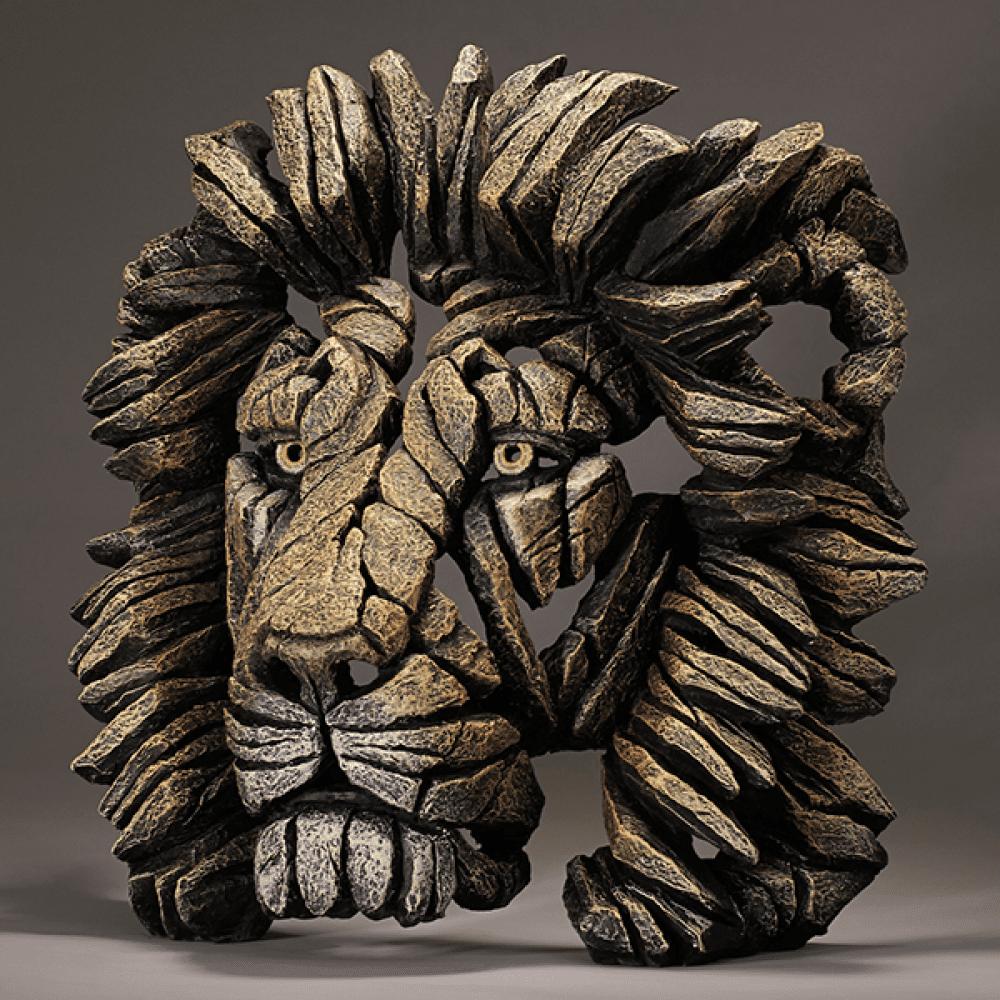 Edge Bust Lion