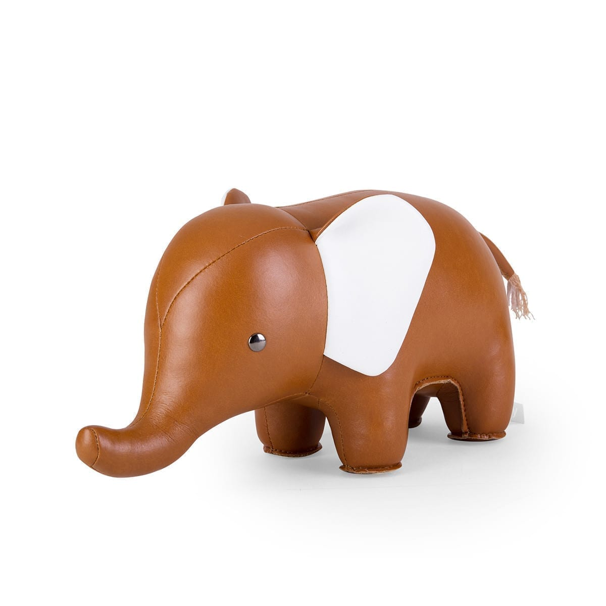 Bookend Classic Elephant Tan